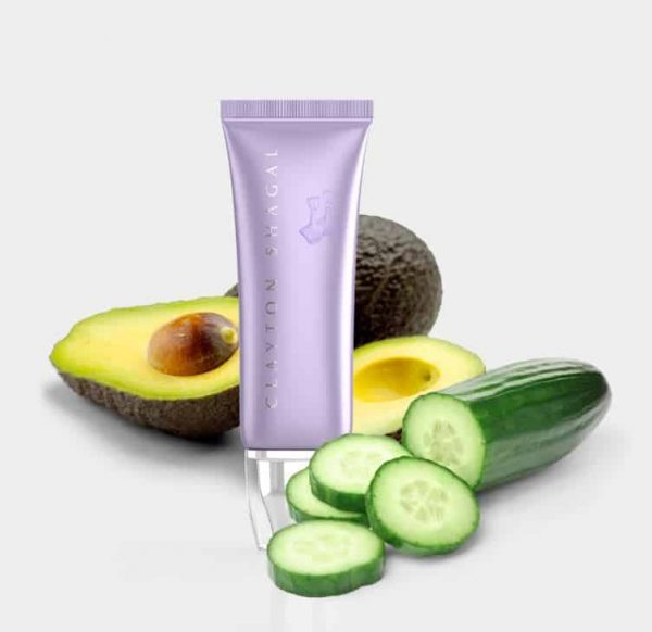 Masque Concombre & Avocat